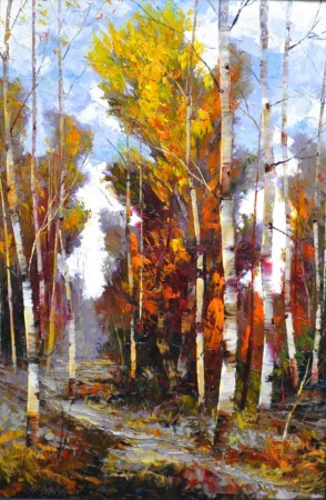 Colorful Grove, Dean Bradshaw