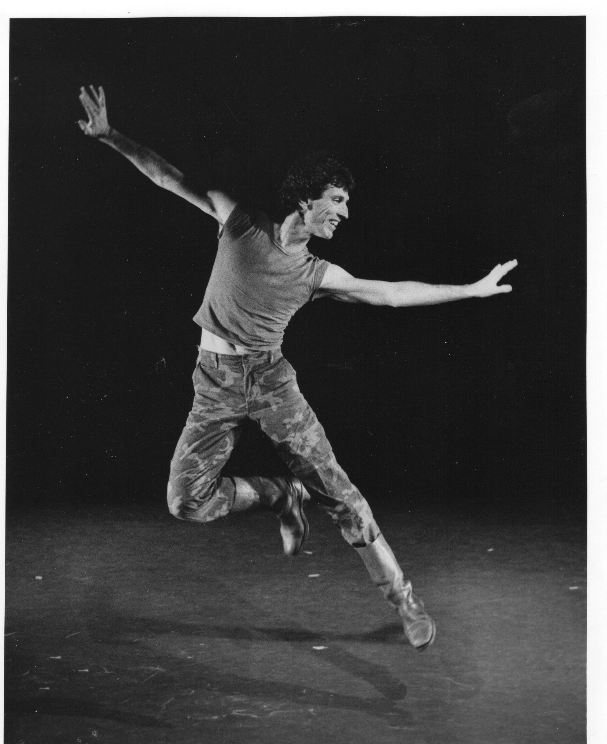 Michael Kelly Bruce dance photo